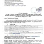 Anunt/cerere de oferta achizitie- IT&C - in cadrul proiectului POCU 437/4/4/126811