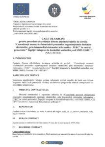 Documentatie ITC Ingrijiri Integrate la Domiciliul Seniorilor