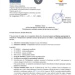 Anunt/cerere de oferta achizitie –  Echipamente medicale in cadrul proiectului POCU 437/4/4/126811
