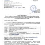 Anunt/cerere de oferta achizitie – Consultanta IT&C in cadrul proiectului POCU 437/4/4/126811