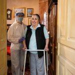 Îngrijirea la domiciliu, salvarea în pandemie